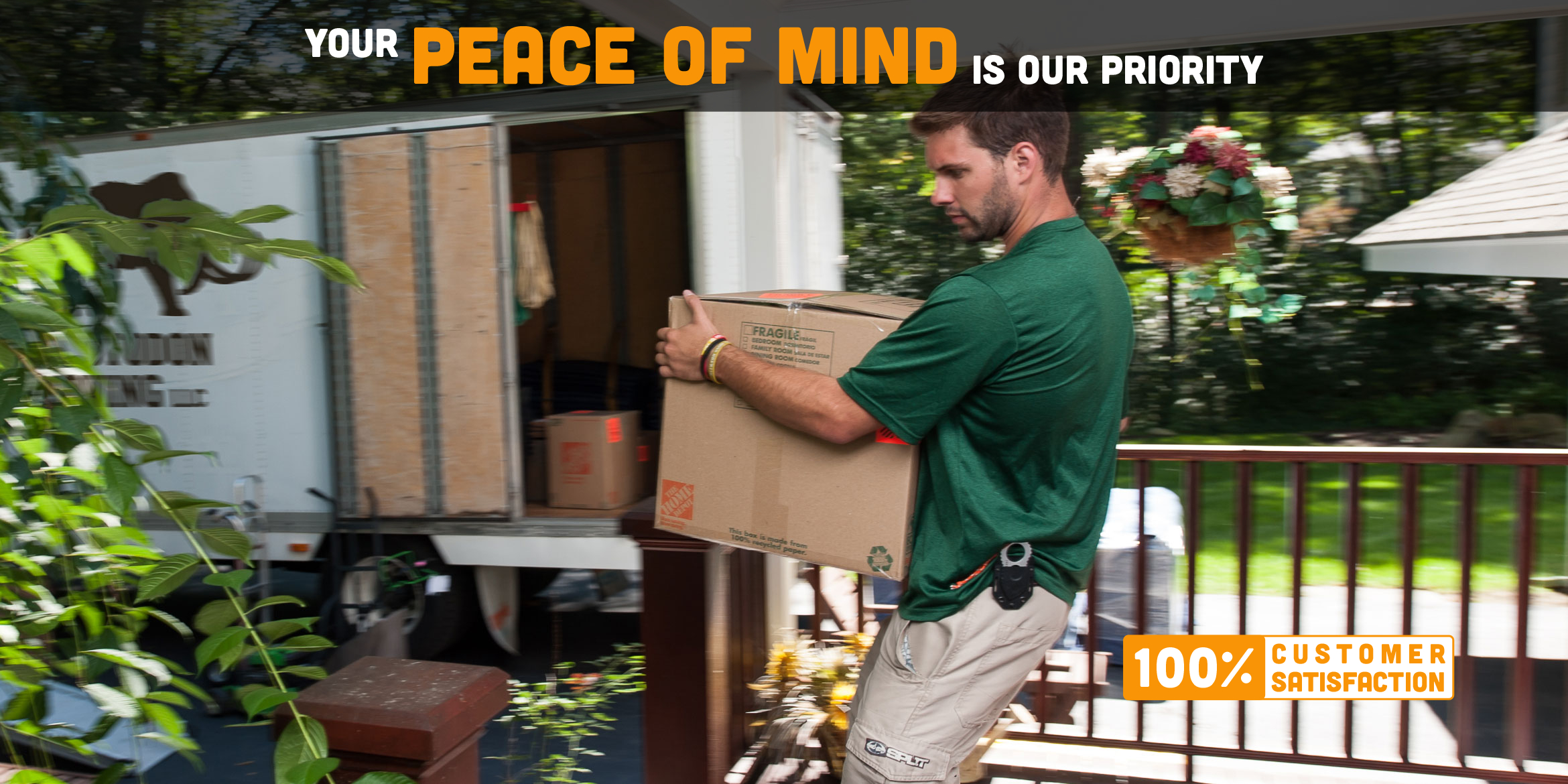 Your Peace of Mind is Our Priority